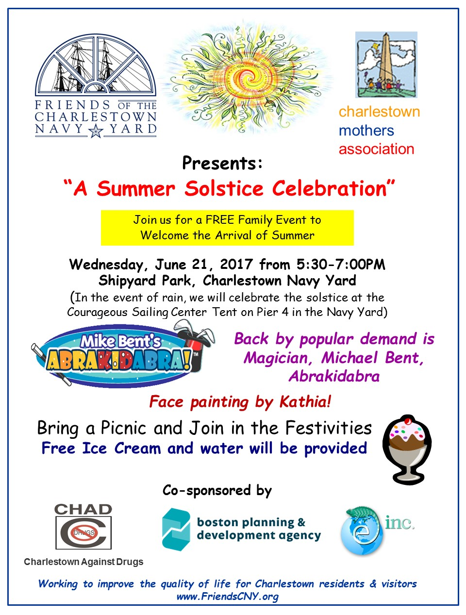 2017 Summer Solstice Celebration